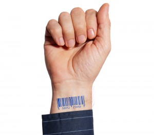 barcode-on-human-hand